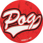 Pog n°57 - P-ball - Series #2 - Global Pog Association (GPA)