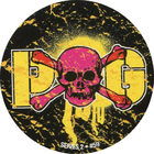 Pog n°59 - Pirates - Series #2 - Global Pog Association (GPA)