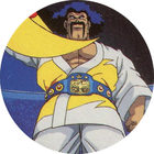 Pog n°5 - Hercule Satan - Dragon Ball Z - Caps Série 2 - Panini