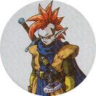 Pog n°6 - Tapion - Dragon Ball Z - Caps Série 2 - Panini