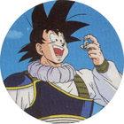 Pog n°7 - Sangoku - Dragon Ball Z - Caps Série 2 - Panini