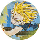 Pog n°18 - Trunks - Dragon Ball Z - Caps Série 2 - Panini