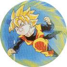 Pog n°19 - Sangoten - Dragon Ball Z - Caps Série 2 - Panini