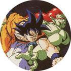 Pog n°22 - Sangoku & Bojack - Dragon Ball Z - Caps Série 2 - Panini