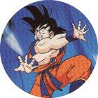 Pog n°31 - Sangoku - Dragon Ball Z - Caps Série 2 - Panini