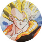 Pog n°46 - Gogéta - Dragon Ball Z - Caps Série 2 - Panini