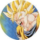 Pog n°54 - Sangoku - Dragon Ball Z - Caps Série 2 - Panini
