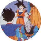 Pog n°58 - Sangohan, Sangoku, Kibito & Kaio Shin - Dragon Ball Z - Caps Série 2 - Panini
