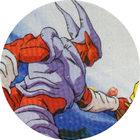 Pog n°61 - Janemba - Dragon Ball Z - Caps Série 2 - Panini