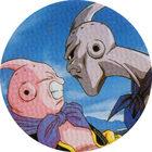Pog n°64 - Boo & Majin Boo - Dragon Ball Z - Caps Série 2 - Panini