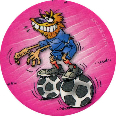 Pog n° - POG Foot - World Pog Federation (WPF)