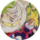 Pog n°74 - Broly & Sangohan - Dragon Ball Z - Caps Série 2 - Panini