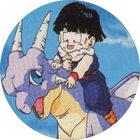 Pog n°78 - Sangohan - Dragon Ball Z - Caps Série 2 - Panini