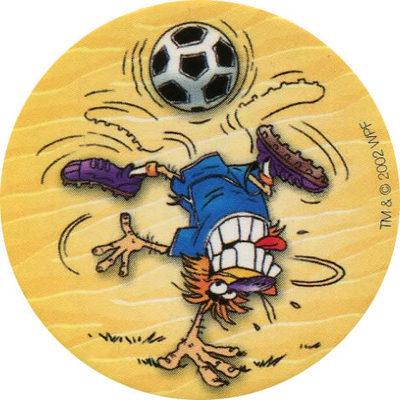 Pog n° - POG Foot - World Pog Federation (WPF)