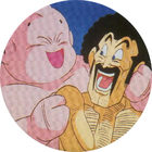 Pog n°84 - Boo & Hercule Satan - Dragon Ball Z - Caps Série 2 - Panini