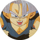 Pog n°85 - Trunks - Dragon Ball Z - Caps Série 2 - Panini