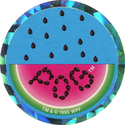 Pog n° - Kool-Aid - World Pog Federation (WPF)