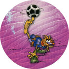Pog n°10 - POG Foot - World Pog Federation (WPF)