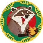 Pog n°2 - Le repas de Meiko - Pocahontas - Caps Série Chambourcy - Panini