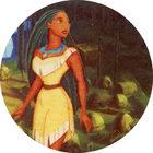 Pog n°6 - Pocahontas 2 - Pocahontas - Caps Série Chambourcy - Panini