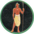 Pog n°12 - Kocoum l'indien - Pocahontas - Caps Série Chambourcy - Panini