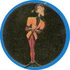 Pog n°13 - Wiggins le valet - Pocahontas - Caps Série Chambourcy - Panini