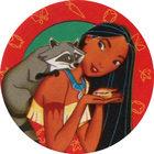 Pog n°16 - L'ami fidèle - Pocahontas - Caps Série Chambourcy - Panini