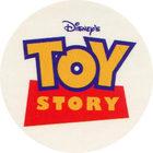 Pog n°9 - Toy Story - Caps - Panini