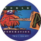 Pog n°2 - Pog Jam - Série n°1 - World Pog Federation (WPF)