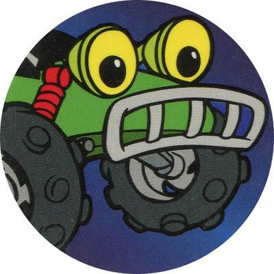 Pog n° - Toy Story - Caps - Panini