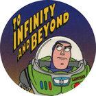 Pog n°66 - Toy Story - Caps - Panini