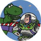 Pog n°76 - Toy Story - Caps - Panini