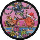 Pog n°2 - Mistle POG - Christmas Chaos - World Pog Federation (WPF)