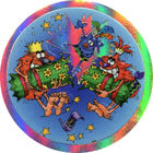 Pog n°6 - Big Bang - Christmas Chaos - World Pog Federation (WPF)