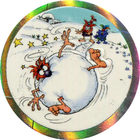 Pog n°7 - Having a Ball - Christmas Chaos - World Pog Federation (WPF)