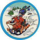 Pog n°8 - Cresta Run - Christmas Chaos - World Pog Federation (WPF)