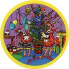 Pog n°11 - All Dressed Up - Christmas Chaos - World Pog Federation (WPF)