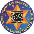 Pog n°12 - Christmas POG - Christmas Chaos - World Pog Federation (WPF)
