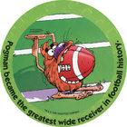 Pog n°3 - Football - Pogman Thinks Big - World Pog Federation (WPF)
