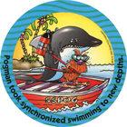 Pog n°8 - Scuba diving - Pogman Thinks Big - World Pog Federation (WPF)