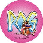 Pog n°5 - Pogman 2 - Walmart - Icee - World Pog Federation (WPF)