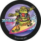 Pog n°7 - Robot Surf 2 - Walmart - Icee - World Pog Federation (WPF)