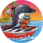 Pog n°8 - S.S.POG - Walmart - Icee - World Pog Federation (WPF)