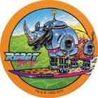Pog n°15 - Robot Surf 4 - Walmart - Icee - World Pog Federation (WPF)