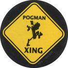 Pog n°16 - Pogman X-ing - Série n°1 - World Pog Federation (WPF)