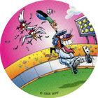 Pog n°16 - Pogman Fielder - Walmart - Icee - World Pog Federation (WPF)