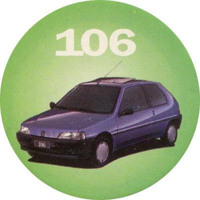 Pog n° - Peugeot - World Pog Federation (WPF)
