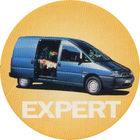 Pog n°7 - Peugeot Expert - Peugeot - World Pog Federation (WPF)