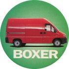 Pog n°8 - Peugeot Boxer - Peugeot - World Pog Federation (WPF)