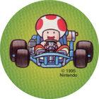 Pog n°3 - Toad - Nintendo - Édition limitée - Divers